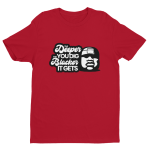 Deeper You Dig – Olmec -Short Sleeve T-shirt