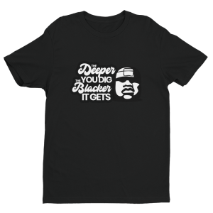 Deeper You Dig – Olmec -Short Sleeve T-shirt