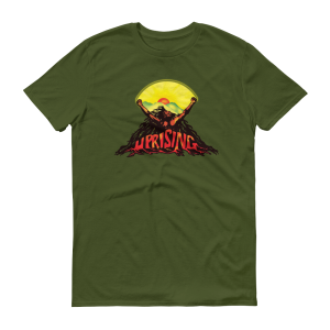 Uprising | Bob Marley – Short-Sleeve T-Shirt